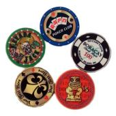 Sublimation Poker Chips