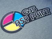 GJS EasyPrint - Solvent Heat Transfer Film - 750mm Wide