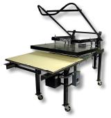 Geo Knight MaxiPress Heat Transfer Press - 32x42