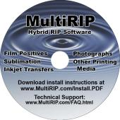 MultiRIP Film - Large Format Version