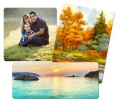 ChromaLuxe Metal Photo Panels - White Matte